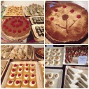 Vegan & Vegetarian Desserts and Finger Food