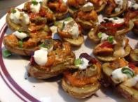 Salmon Potato Bites